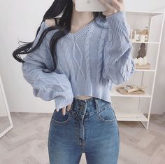 Modest Fashion Tips .Modest Fashion Tips Kpop Fashion Outfits, Ulzzang Fashion, Korean Outfits, 70s Fashion, Girl Outfits, Fashion Hair, Kawaii Fashion, Fashion History, Modest Fashion