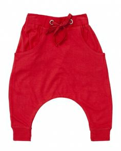 Baobab australia pantalon rojo