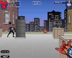 Spiderman Vs Venom Dart Tag This is Spider Man Dart Tag the ultimate showdown between good and evil where you have to strike first! Good And Evil, Venom, Online Games, Spiderman, Tags, Free, Spider Man