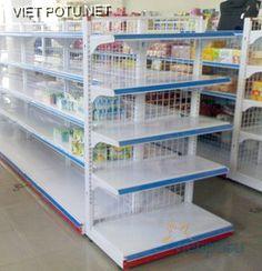 Giá kệ siêu thị của vietpotu
