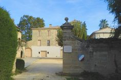 Entrance to Château des Fouzes, Uzes, France, hoem to the Polish code breakers who cracked Enigma in 1932 Code Breaker, Sunflower Fields, Entrance, Coding, Polish, Mansions, House Styles, World, Entryway