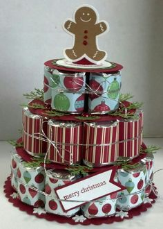 FF16nuggetcake Christmas by muscrat - Cards and Paper Crafts at Splitcoaststampers