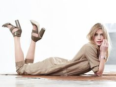 love these Sam Edelman sandals with the #tan jumpsuit http://rstyle.me/n/hhcemr9te