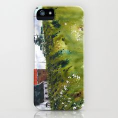 houses at the Cap iPhone & iPod Case by Denise Comeau - $35.00 Ipod, Iphone Cases, Cap, Houses, Baseball Hat, Homes, Ipods, I Phone Cases, Home