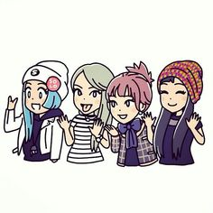 2ne1 Fan Art Come visit kpopcity.net for the largest discount fashion store in the world!!