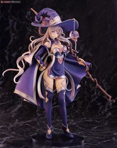 Alphamax's Aludra is up for preorder! Hobby Search Releases – November 18, 2014    http://www.nyaafigurines.com/hobby-search-releases-november-18-2014/