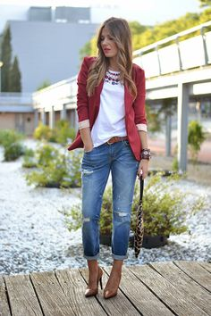 Be Trendy This Autumn   Mandatory Fashion Piece Blazer