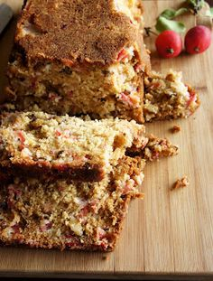 'Crabapple' makes a naughty nickname, but a nice flavour in homemade bread. Bake and top this lovely loaf with Becel Buttery Taste margarine with 80% saturated fat than butter! http://www.becel.ca/en/Products/default.aspx
