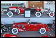 Auburn and Duesenberg pedal cars by sjb4photos, via Flickr Wow! Didn't think I would ever want a pedal car again