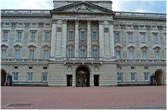 Buckingham Palace  Londres  http://www.viajesenfamilia.it/