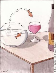 Wine giggles Beso de Vino