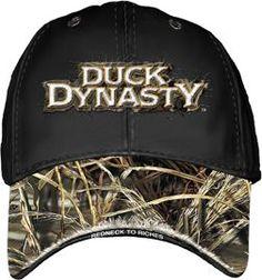 CLUB RED Duck Dynasty Logo Baseball Cap Black   Max 4 15fbd877ab4a