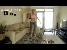 Total Body Minute Drills: Burn Fat, Tone up, and Reduce Cellulite (Modifications Included)