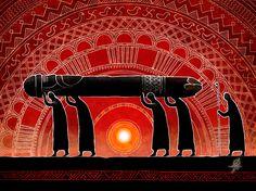 """Imagen utilizada en el post """"Trabajo y obras de arte de Maxim Sukharev"""".  La imagen es obra y propiedad de Maxim Sukharev, para conocer más de su trabajo visita http://vesemir.blogspot.mx/"""