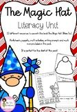 The Magic Hat - Literacy Unit Rhyming Activities, Writing Activities, Word Wall Displays, Kindergarten Units, Magic Hat, Reading Stories, Rhyming Words, Little Learners, Phonemic Awareness
