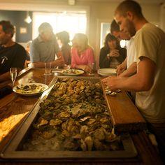 America's Best Oyster Bars: Matunuck Oyster Bar; South Kingstown, RI