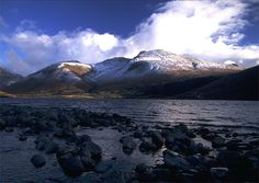 Scafell Pike, England