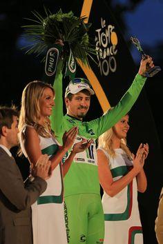 Peter Sagan - Le Tour de France: Stage 21