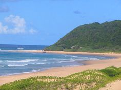 Ponta do Ouro Beach