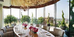 Private dining has never been so good! #Babylon at The Roof Gardens #LondonViews http://www.prestigiousvenues.com/venue/kensington-roof-gardens/