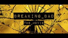 All of #BreakingBad condensed into a 2-hour movie. You're welcome.
