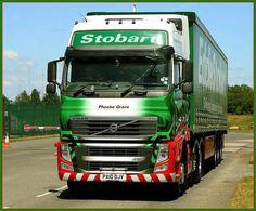 """Phoebe Grace"" Eddie Stobart Trucks, Truck Paint, Volvo Trucks, Classic Trucks, Vehicles, Classic Pickup Trucks, Vehicle"