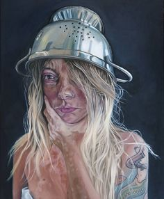 """Tina Teles posted on Instagram: """"""""Kitchen Warrior"""" Oil on Canvas 700mm x 900mm SWIPE TO SEE PRINT! 👇 ART PRINT SALE!! Limited…"""" • See all of @tina_teles_art's photos and videos on their profile. Surprise Visit, Art Prints For Sale, Big Love, Oil On Canvas, Mitral Valve, Beautiful Women, Photo And Video, Thyroid, Portrait"""
