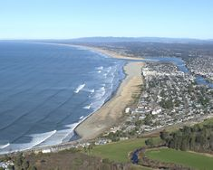 Seaside Oregon Ocean Front Homes For Sale/Seaside OR Real Estate Seaside Oregon, Oregon Coast, Oregon Beaches, Great Places, Places To See, Beautiful Places, Ocean Front Homes, Oregon Travel, Camping Hacks