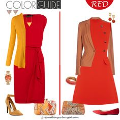 Best Color which red shade is the best for autumn women? | deep autumn, color