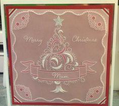 Groovi Christmas card