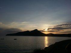 Sonnenuntergang Isla Dragonera