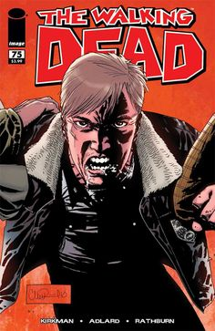 The Walking Dead #75 (Issue)