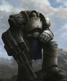 Pre - Heresy Terminator