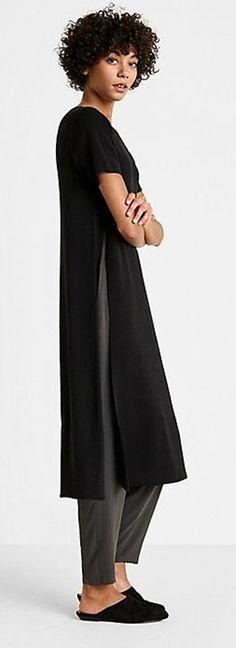 moda outono - maxi blusa