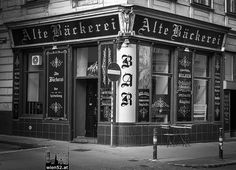 Alte Bäckerei - 2016 Woche 32 Cafe Restaurant, Shops, Store Windows, Back In Time, World Cultures, Homeland, Alter, Vienna, Old Photos