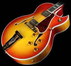Gibson L5 CES Florentine WCS Washed Cherry