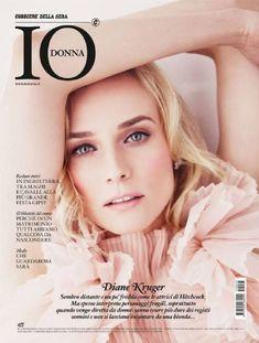 Diane Kruger - Io Donna Magazine Cover [Italy] (13 June 2015)