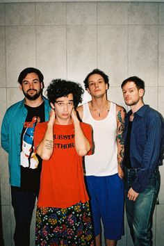 The 1975 want to change the world. Bedroom Wall Collage, Photo Wall Collage, The 1975 Poster, The 1975 Wallpaper, Matty 1975, 1975 Band, George Daniel, Indie, Band Photography