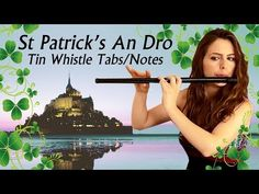 Learn to play a traditional-style Breton tune with this lovely song from Carlos Nunez. Play f. Native Flute, Native American Flute, Tin Whistle, St Patrick, Saints, Play, Youtube, Sheet Music, Irish