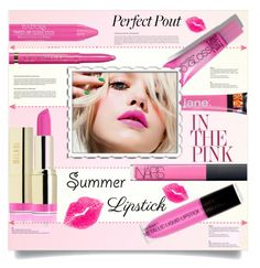 """""""In The Pink"""" by kiki-bi ❤ liked on Polyvore featuring beauty, Isadora, Smashbox, jane, Chanel, NARS Cosmetics, NYX, L'Oréal Paris and summerlipstick"""