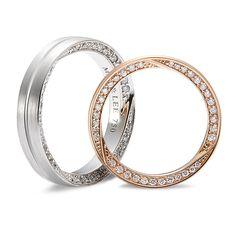 Eddy - 메이앤리 Engagement Rings Couple, Couple Rings, Engagement Jewelry, Photo Jewelry, Jewelry Rings, Jewelery, Bridal Rings, Wedding Rings, Couple Ring Design
