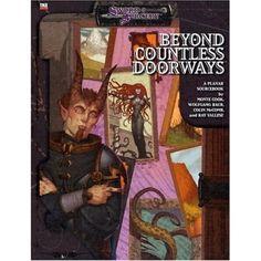 Sword Sorcery Role Playing Game - Beyond Countless Doorways
