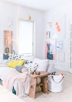 5 tips om meer kleur in je interieur toe te voegen - Alles om van je huis je Thuis te maken | HomeDeco.nl