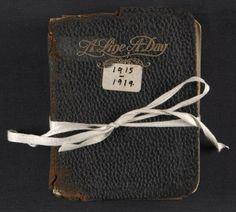[Beatrice Wood diary]