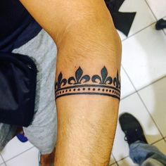 130 Most Popular Armband Tattoo Designs nice Check more at http://fabulousdesign.net/armband-tattoos/