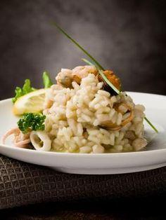 Riz aux fruits de mer : Recette de Riz aux fruits de mer - Marmiton