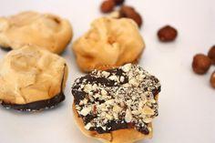 Receita de Merengues de Chocolate e Avelã | Doces Regionais