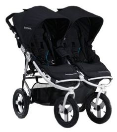 Reviews of 4 great double strollers - BOB Revolution, Baby Jogger City Mini, Phil & Teds Classic, Bumbleride Indie Twin