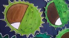 Fall Arts And Crafts, Autumn Crafts, Autumn Art, Autumn Trees, Autumn Activities For Kids, Crafts For Kids, Act For Kids, Educational Toys For Kids, Paper Stars