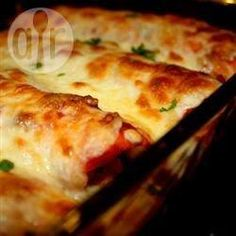 Recipe Picture:Quick Chicken Enchiladas